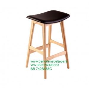 stool jati Belanda jok BMJ