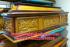 Peti Mati Ukir Jepara Motif Gereja