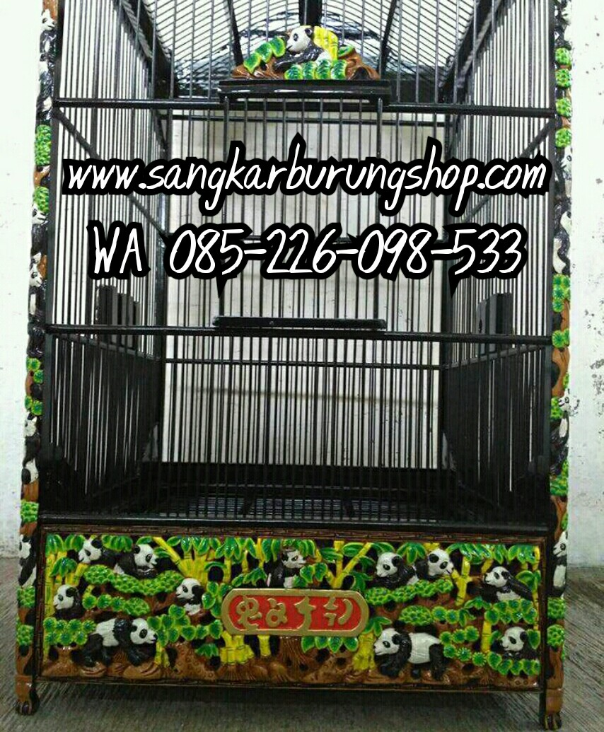 Sangkar panda
