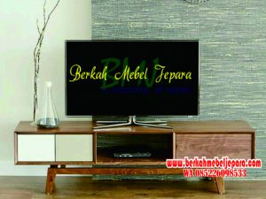 Buffet tv minimalis Jengki