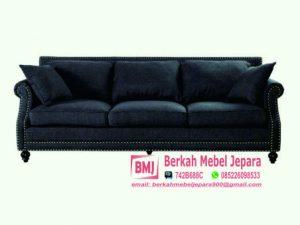 Sofa Elegant Black