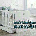 Ranjang Bayi Kayu