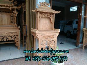 Harga Meja Altar Jati