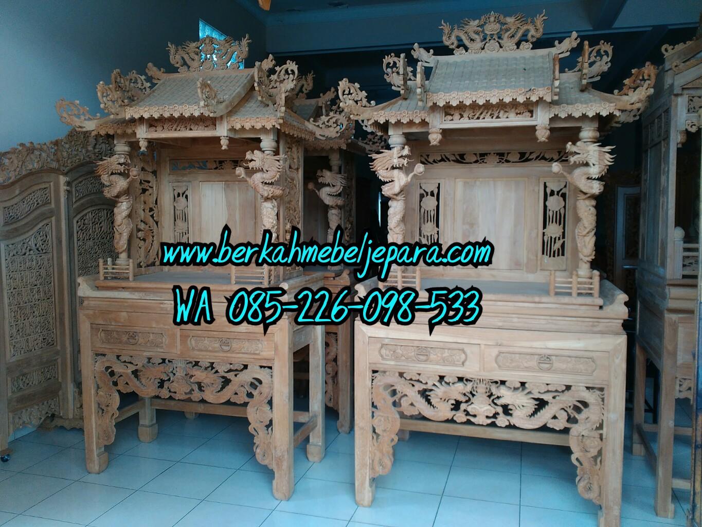 Meja Altar Sembahyang Rumah Dewa