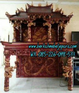 Meja Sembahyangan Altar