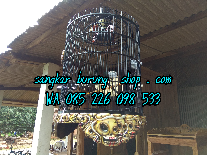 Sangkar Murai Tengkorak