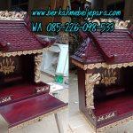 Meja Altar Sembahyang Gantung