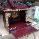 Jual Meja Altar Sembahyang Gantung