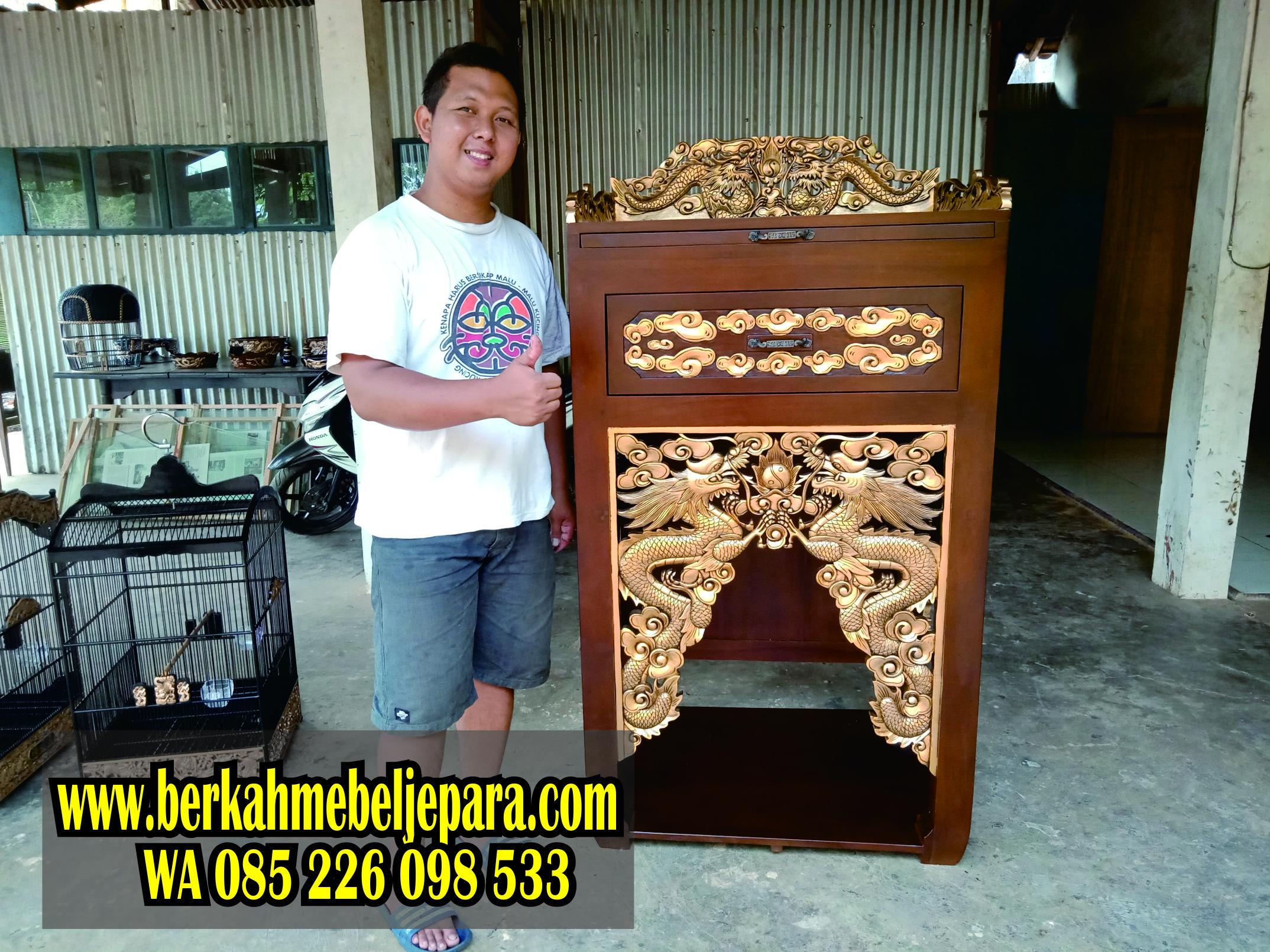 Ukuran Meja Altar Sembahyang