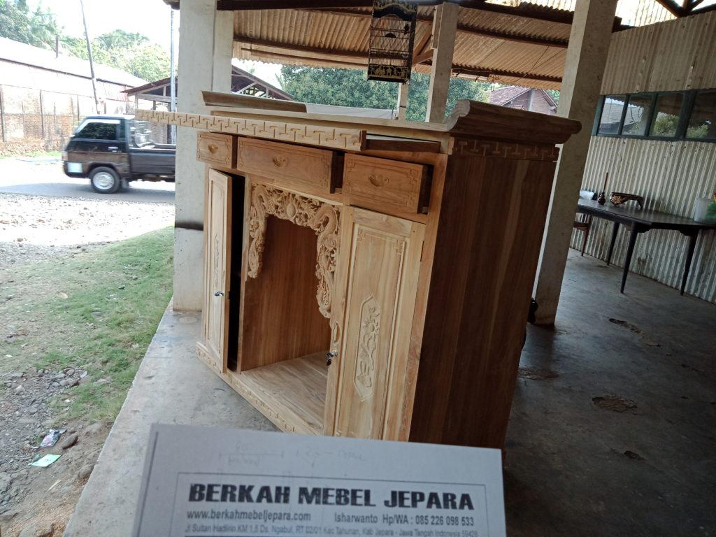 Jual Meja Altar Jati