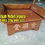 Meja Altar Sembahyang Minimalis