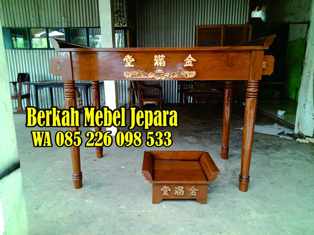 Tempat Jual Meja Altar Sembahyang