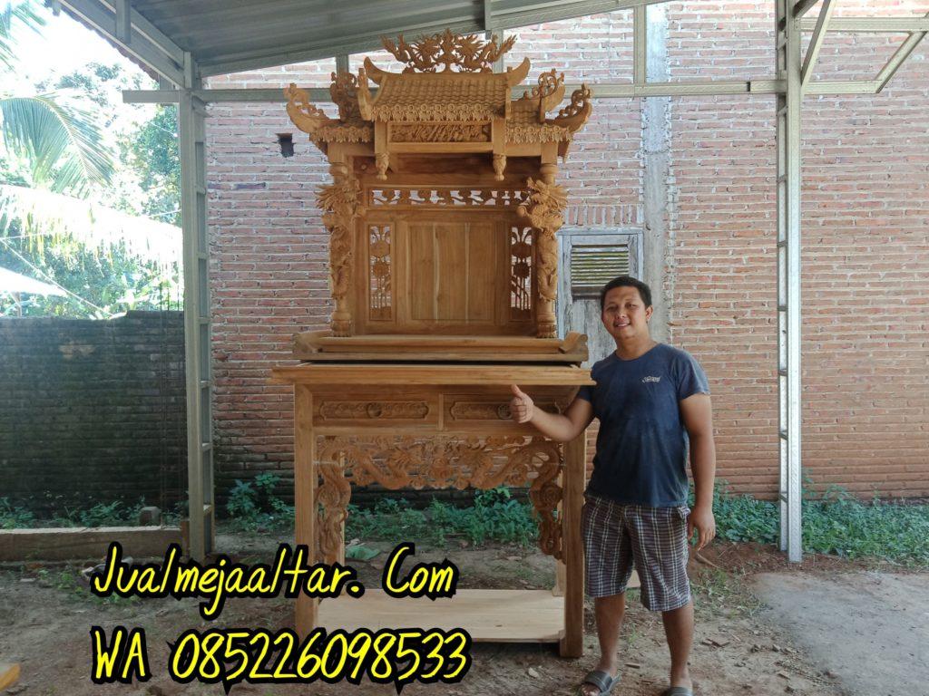 Jual Meja Sembahyang Medan