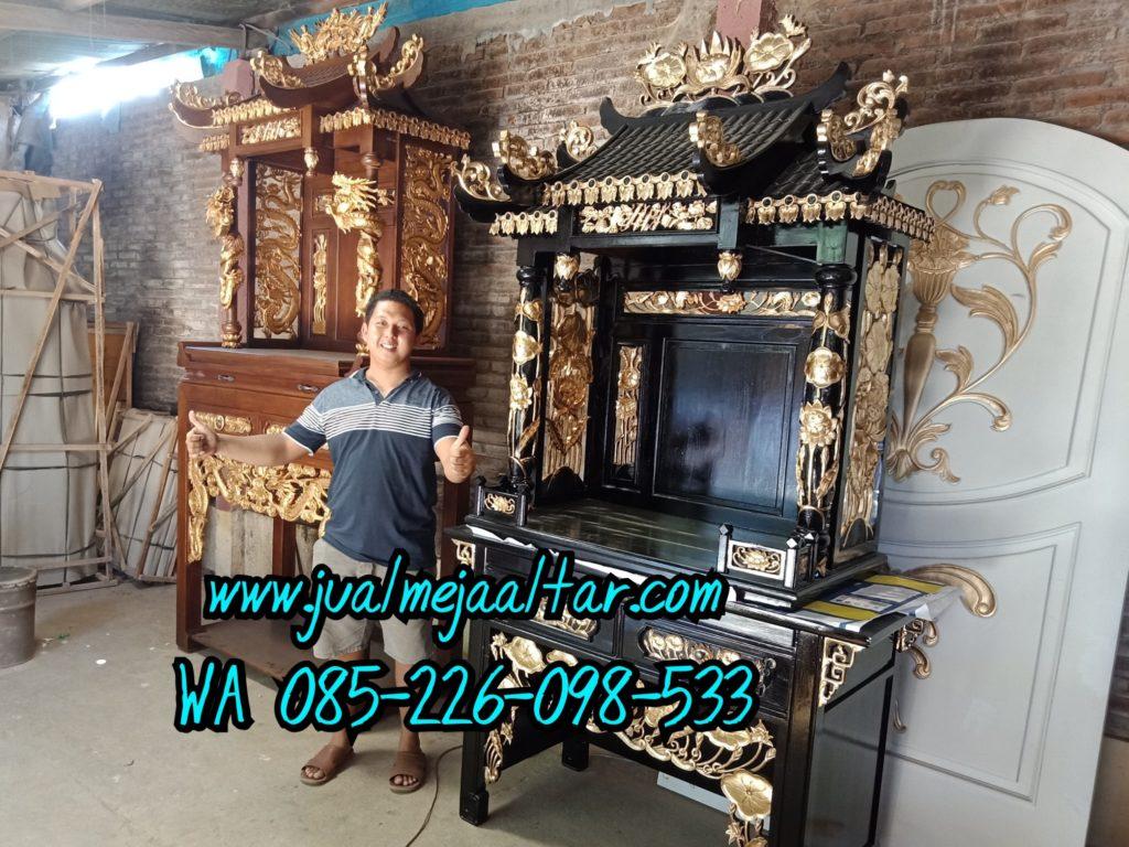 Meja Altar Sembahyang Dewi Kwan Im