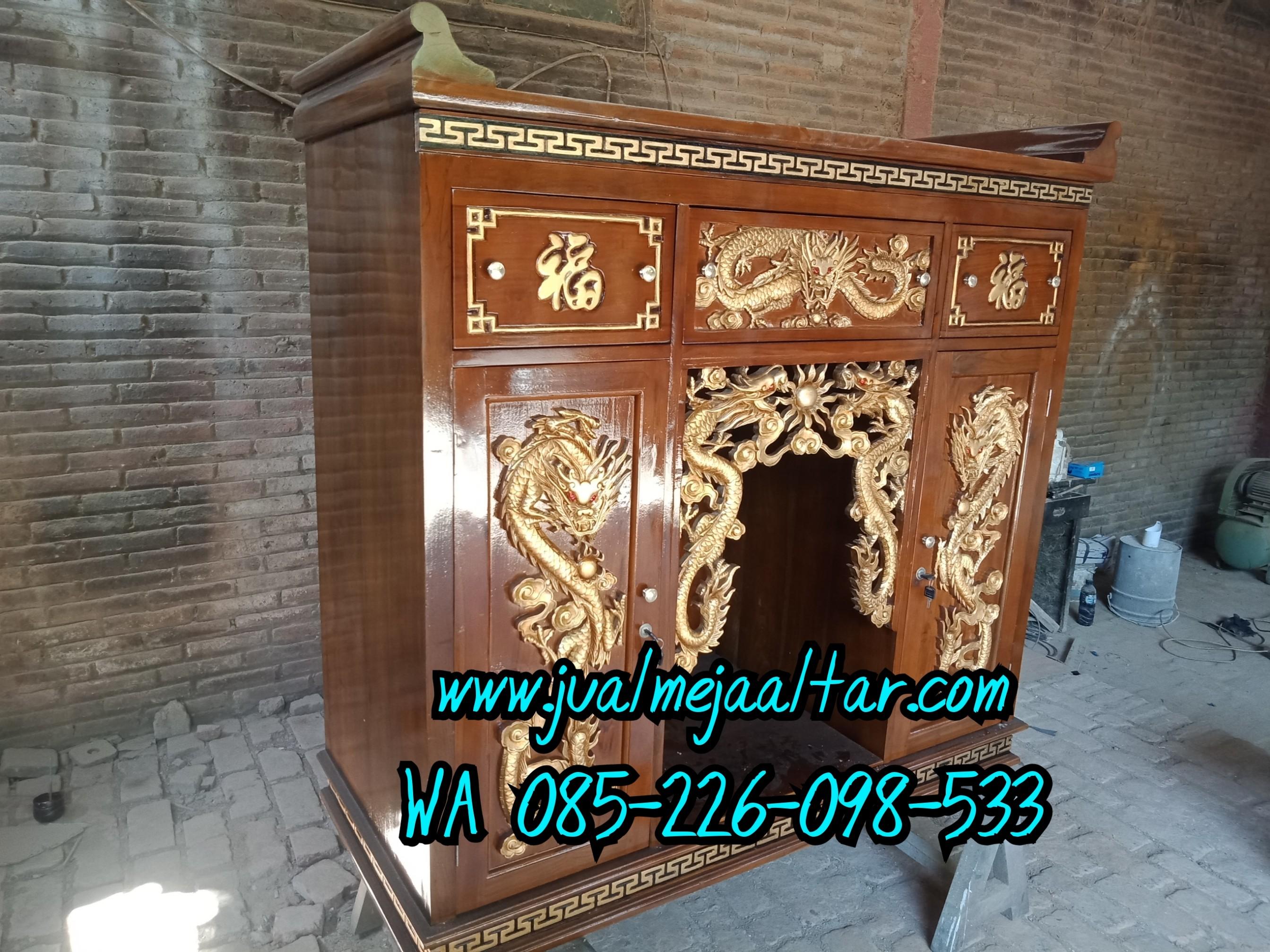 Jual Altar Sembahyang te cu kong