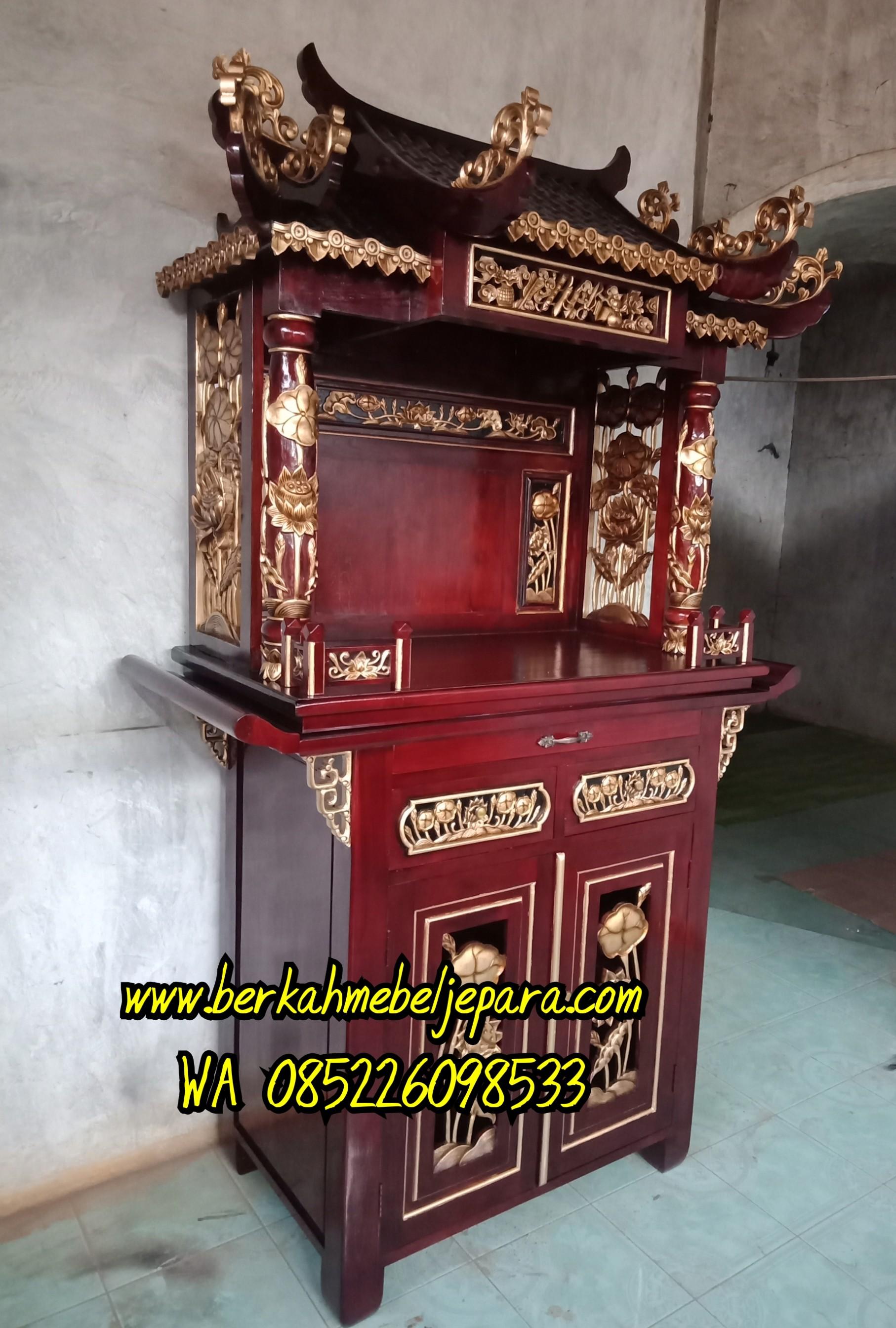 Gambar Meja Altar Sembahyang China