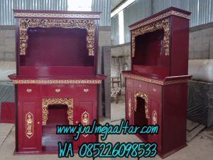 Jual Meja Altar Sembahyang Leluhur Jakarta