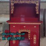 Lemari Altar Sembahyang