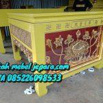 Altar Sembahyang klenteng Bandung