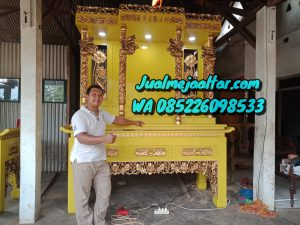 Ukuran Meja Altar Sembahyang Dewa
