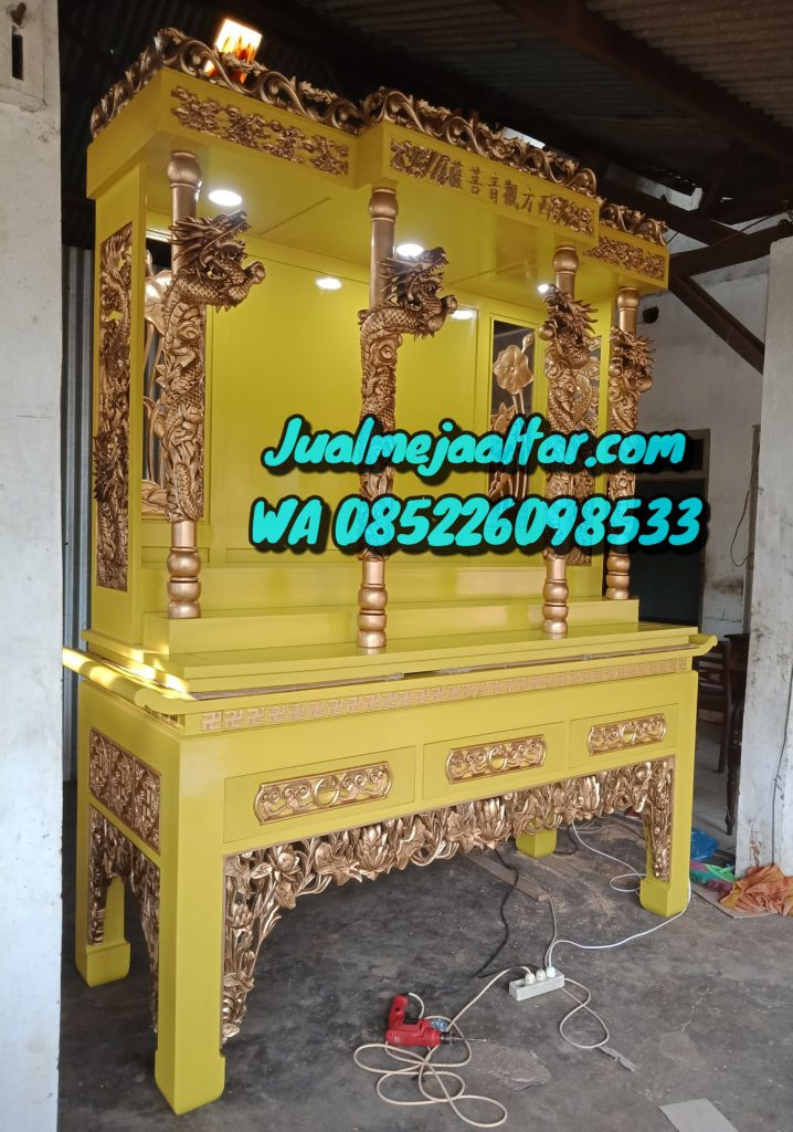 Harga Meja Altar Sembahyang Dewa
