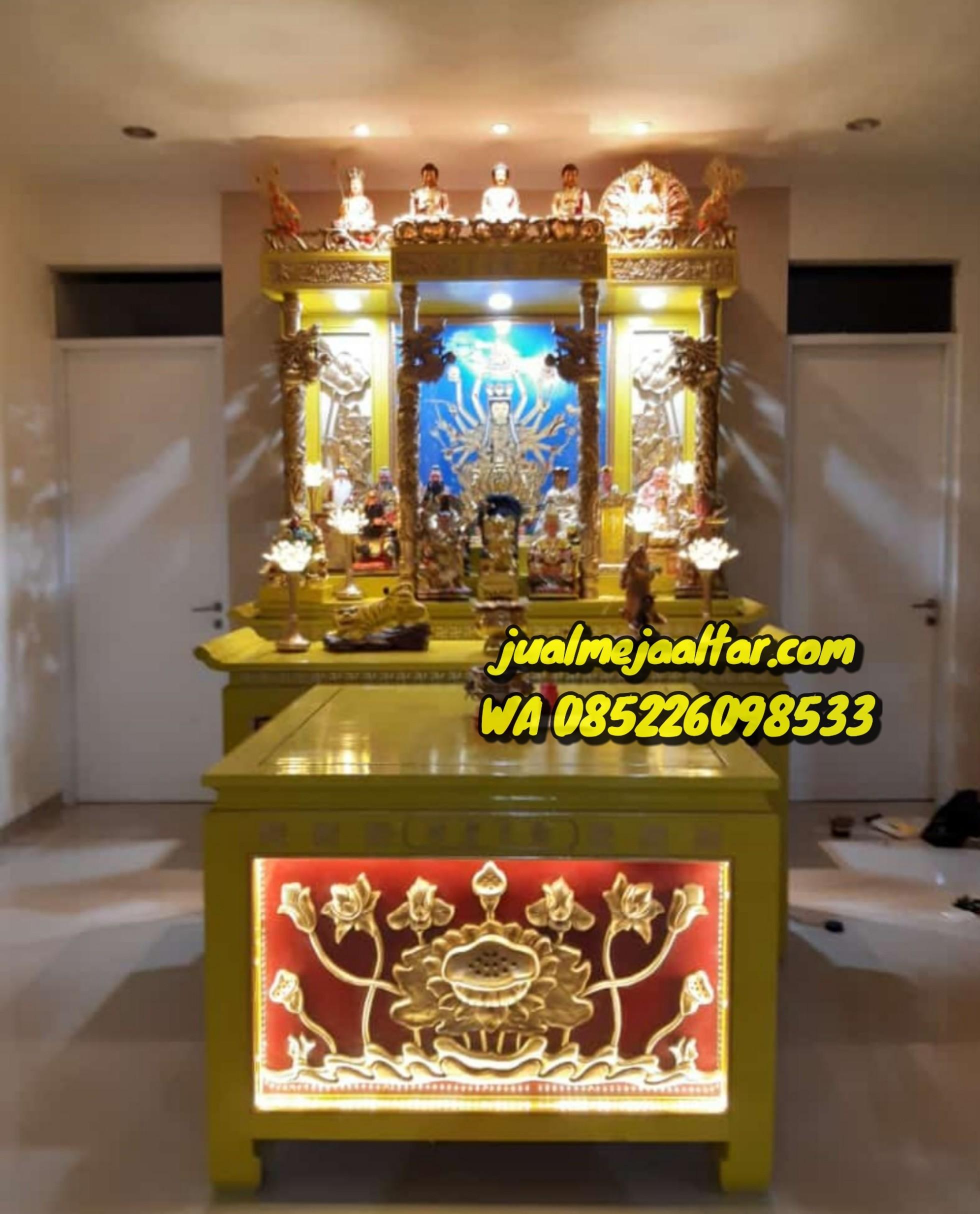 Meja Altar Sembahyang Dewa
